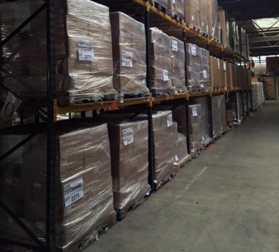 Storage & Warehousing